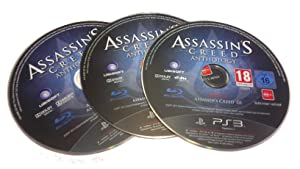 Assassin's Creed Anthology Edition (exklusiv bei Amazon.de)