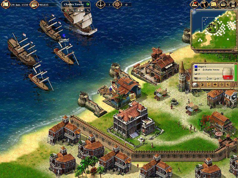 Port Royale 2: Amazon.de: Games