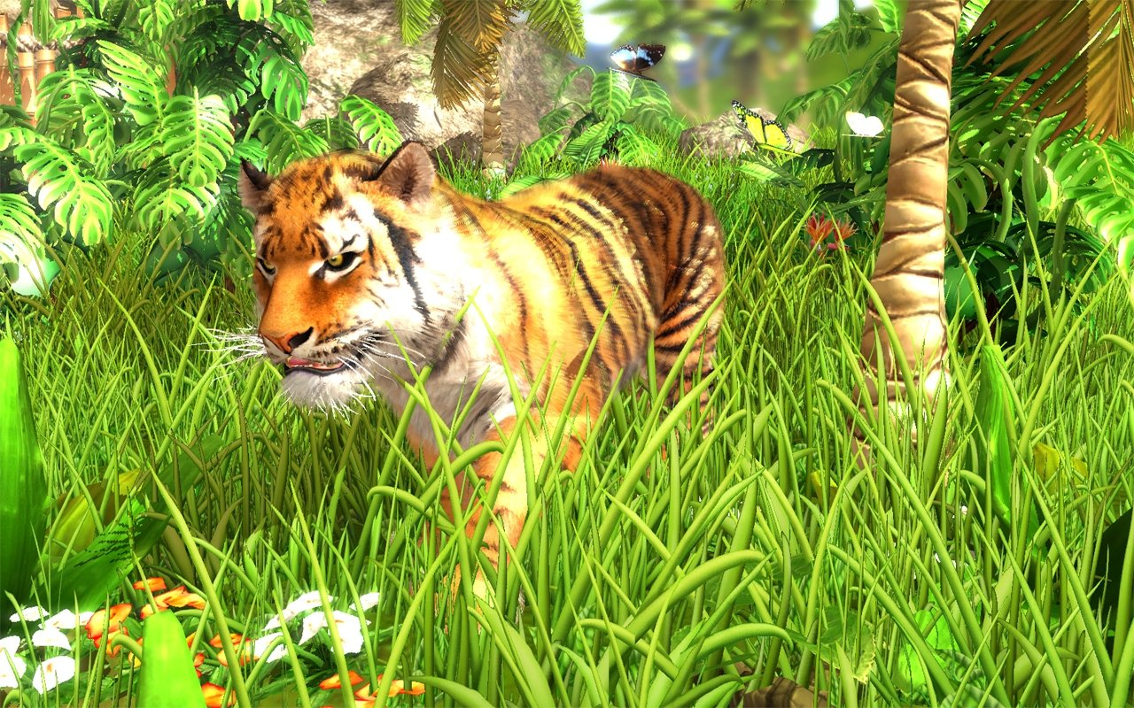 Big Cat Simulation Games