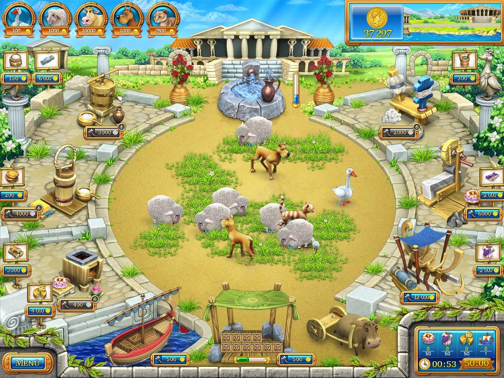 free farm frenzy games