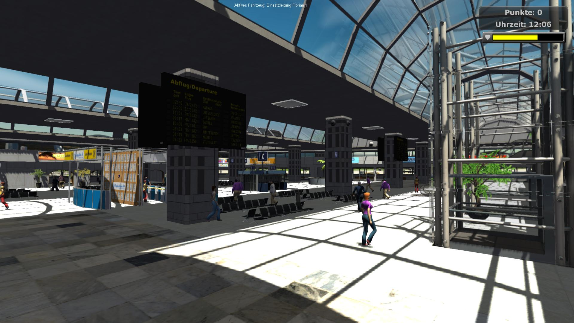 Flughafen Feuerwehr Simulator 2013: PC: Amazon.de: Games