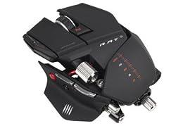 Mad Catz R.A.T. 9 Kabellose Gaming-Mouse für PC und Mac