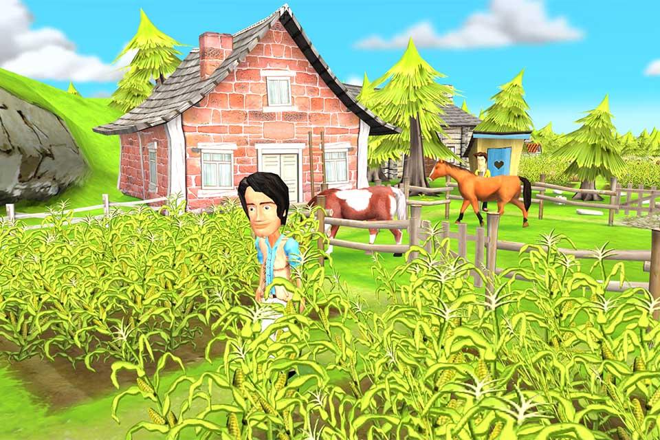 Eigener Bauernhof