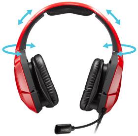 TRITTON Pro+5.1-Surround-Headset für PC und Mac – neu geformt für äußersten Komfort