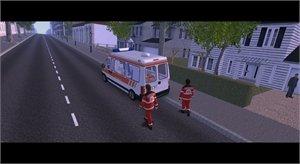 Rettungswagen-Simulator 2014, Abbildung #03
