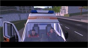 Rettungswagen-Simulator 2014, Abbildung #04