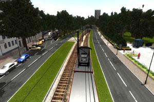 Stadtbahn-Simulator Düsseldorf , Abbildung #06