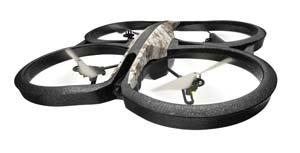 Parrot AR.Drone GPS