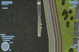 Best of Simulations: Schiff-Simulator 2012 - Binnenschifffahrt , Abbildung #05