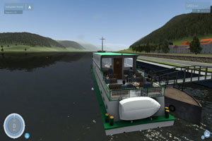 Best of Simulations: Schiff-Simulator 2012 - Binnenschifffahrt , Abbildung #06