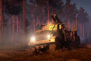 Spintires: Offroad-Truck-Simulator , Abbildung #01
