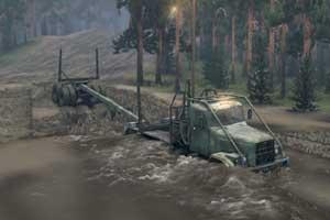Spintires: Offroad-Truck-Simulator , Abbildung #02
