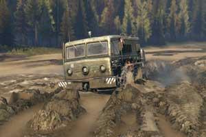 Spintires: Offroad-Truck-Simulator , Abbildung #03