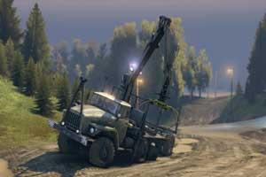 Spintires: Offroad-Truck-Simulator , Abbildung #05