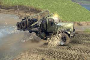 Spintires: Offroad-Truck-Simulator , Abbildung #06