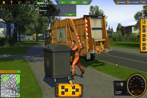Müllabfuhr Simulator