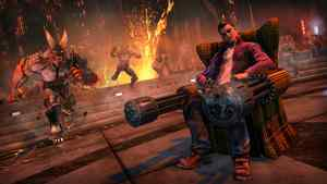 Saints Row Gat Out of Hell, Abbildung #01