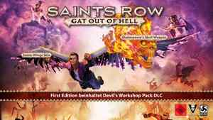 Saints Row Gat Out of Hell, Abbildung #02