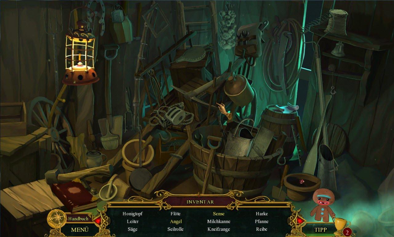 Fearful Tales: Hänsel und Gretel: Amazon.de: Games