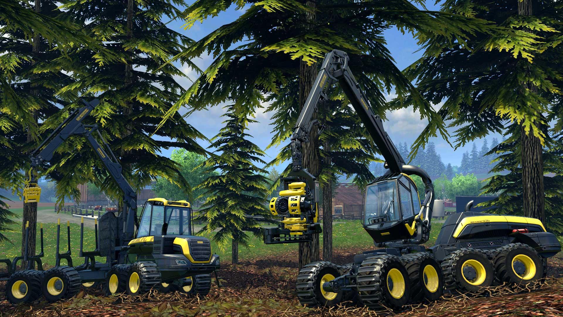 mehr slots landwirtschafts simulator 2017