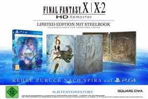 FINAL FANTASY X/X-2 HD Remaster Limited Edition, Abbildung #02