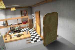 I am Bread - Der Toast-Simulator, Abbildung #01