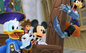 Kingdom Hearts RE:Coded, Abbildung #01