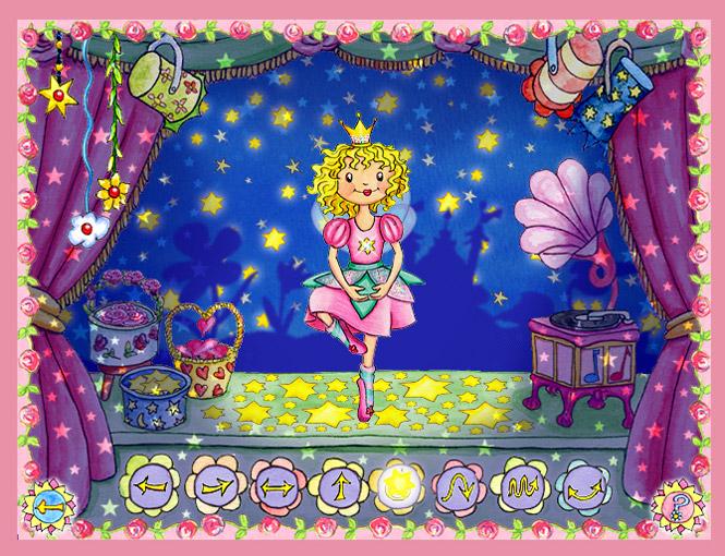 Prinzessin Lillifee Meine Galerie Motiv 2 Tanzen