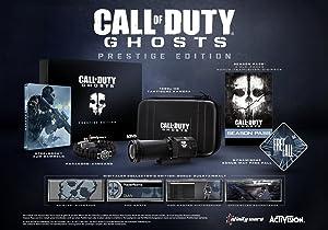 COD Ghosts - Prestige Edition