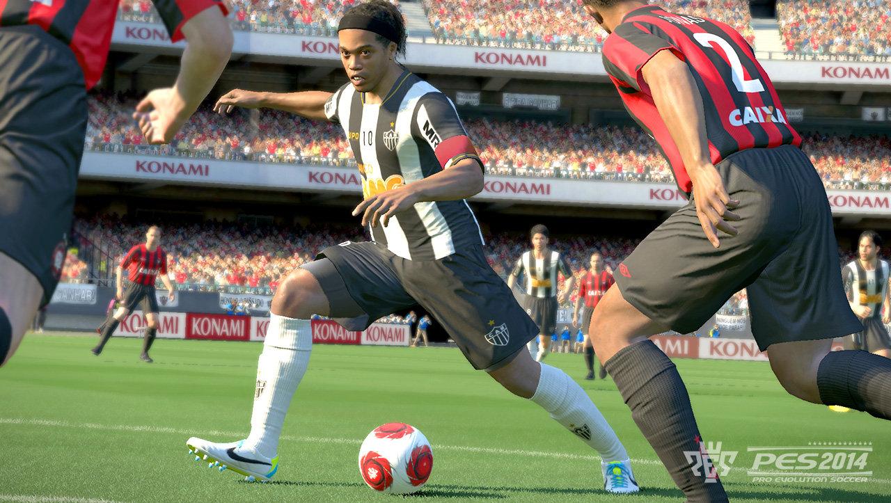 PES 2014 - Pro Evolution Soccer - [Xbox 360]: Amazon.de: Games