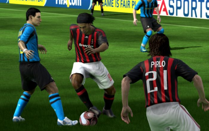 FIFA Soccer 09 for PC Reviews - Metacritic