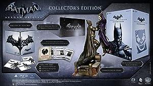 Batman: Arkham Origins - Collector's Edition (exklusiv bei Amazon.de)