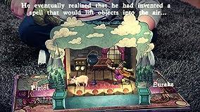 In jedem Wonderbook-Spiel verbergen sich auf den Doppelseiten des Wonderbooks spannende neue Inhalte, die dreidimensional aus dem Buch herausragen.