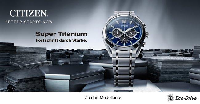 Citzien Titanium