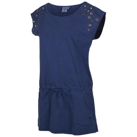 Chiemsee 1060302 Gilberta Kurzarm Kleid mit Nieten an den Schultern