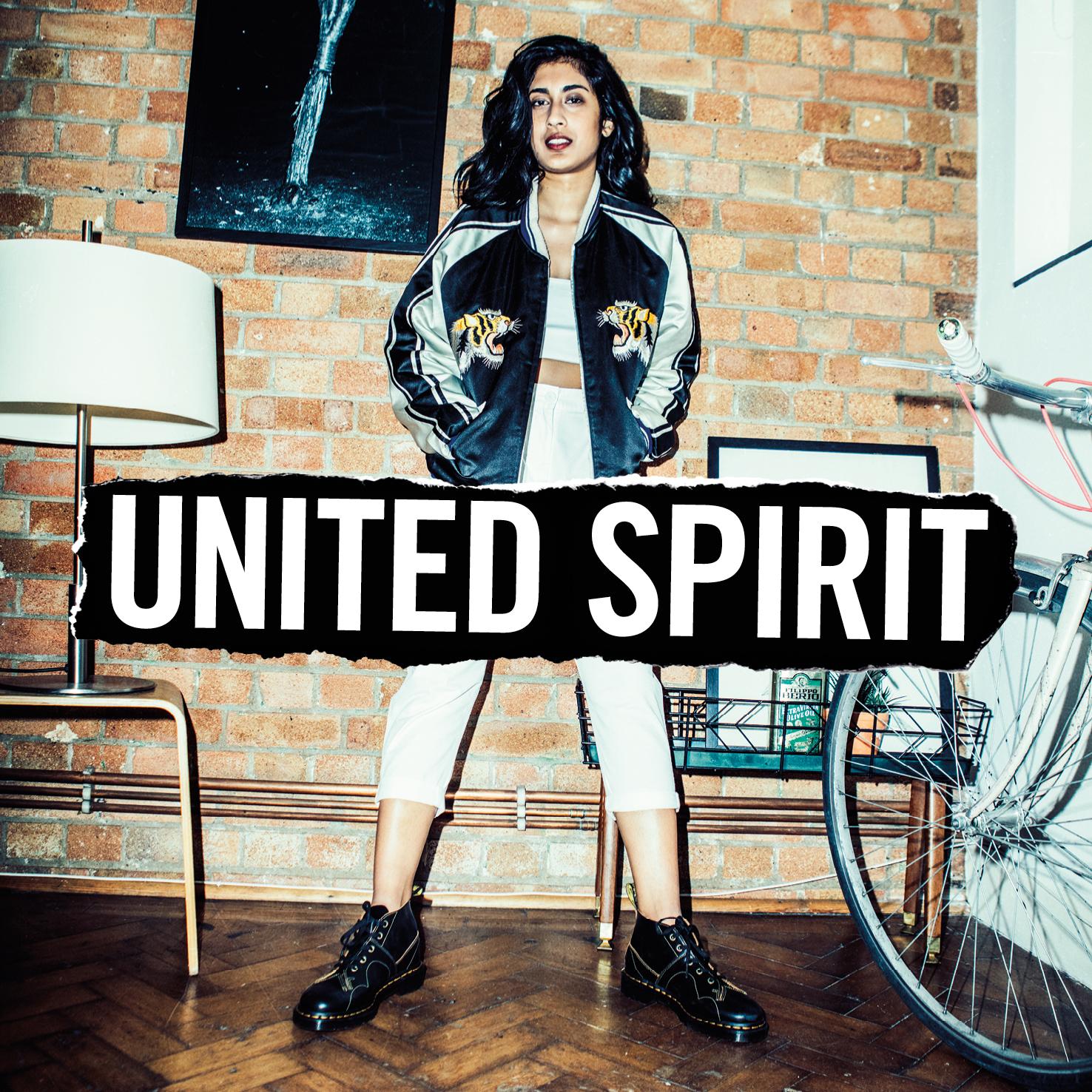 Dr. Martens United Spirit femme