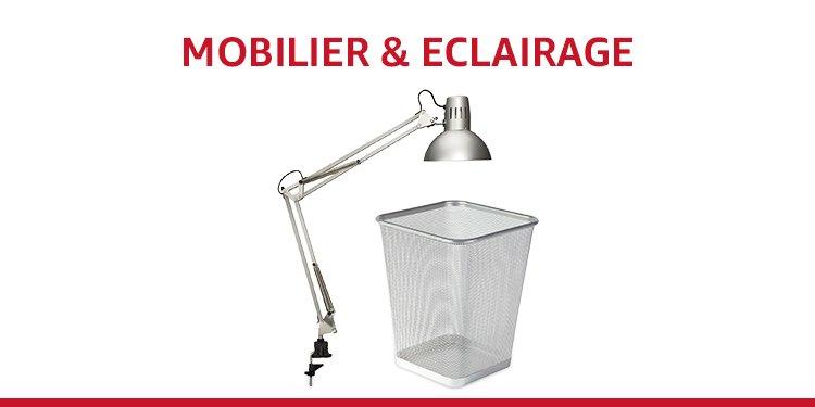 Mobilier et eclairage