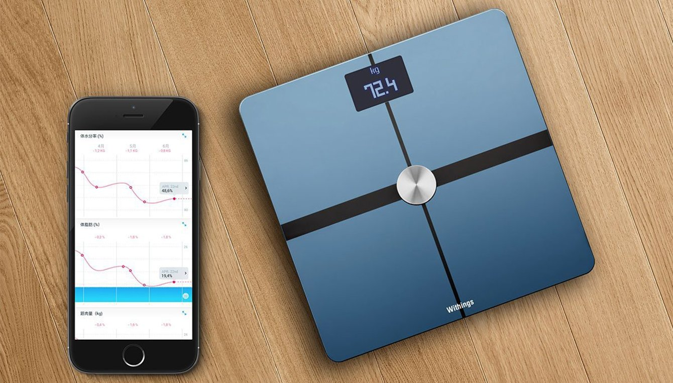 Startup à l'honneur : Withings Body