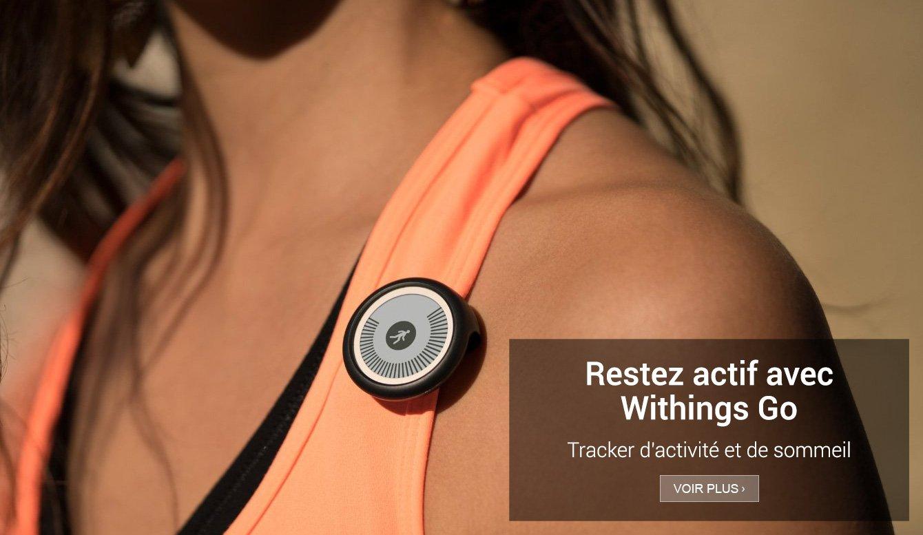 Amazon Launchpad: Withings Go