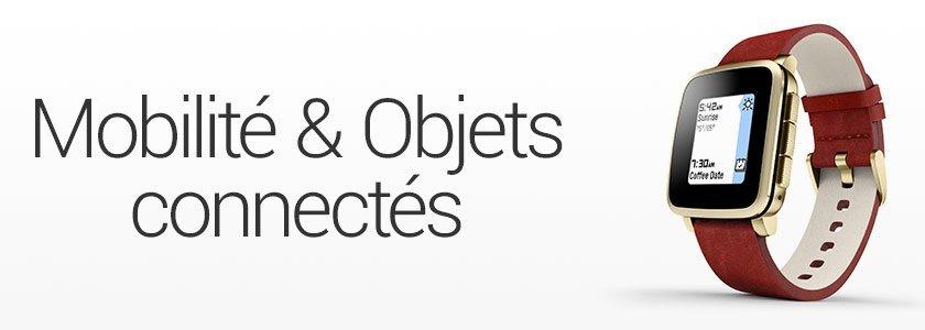 Mobilité et objets connectés