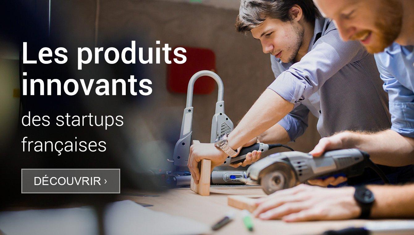 Les produits innovants des meilleures startups françaises