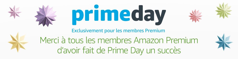 Le 12 Juillet c'est Prime Day - Des offres exceptionnelles, partout!