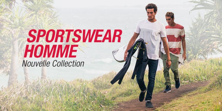Nouvelle Collection - Sportswear Homme