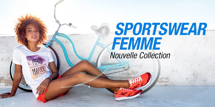 Nouvelle Collection - Sportswear Femme