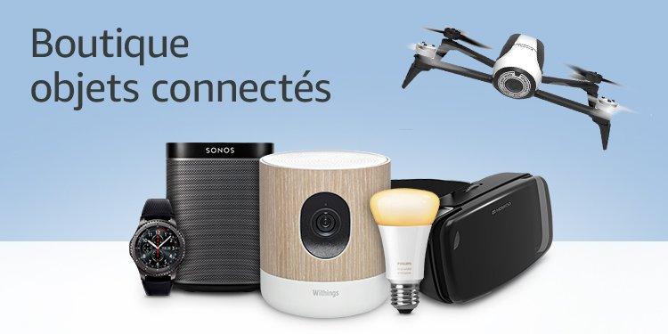Boutique objects connectés