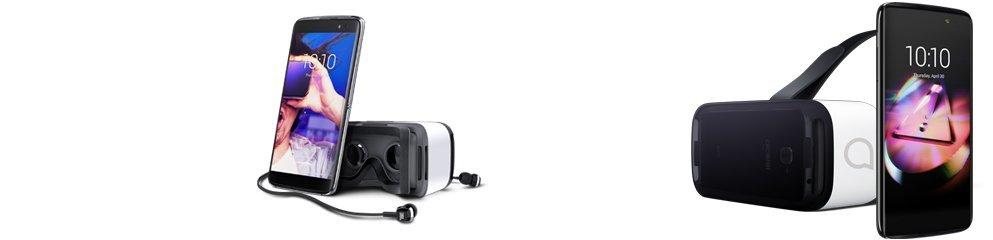 Alcatel Idol 4S + Casque VR