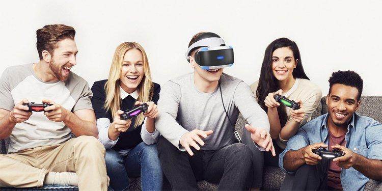 Casques de réalité virtuelle active