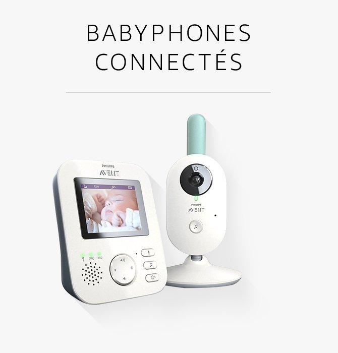 Babyphones connectés