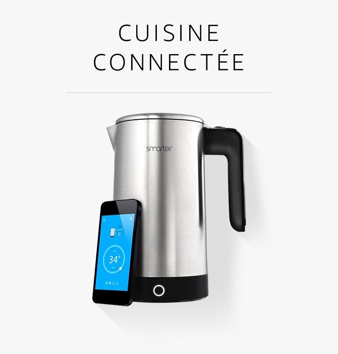 Cuisine connectée