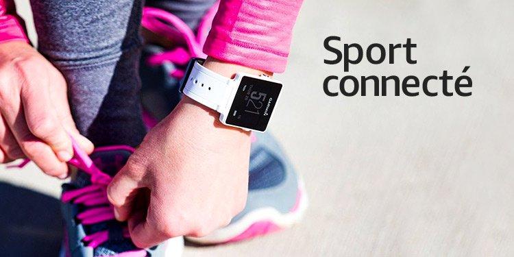 Sport connecté
